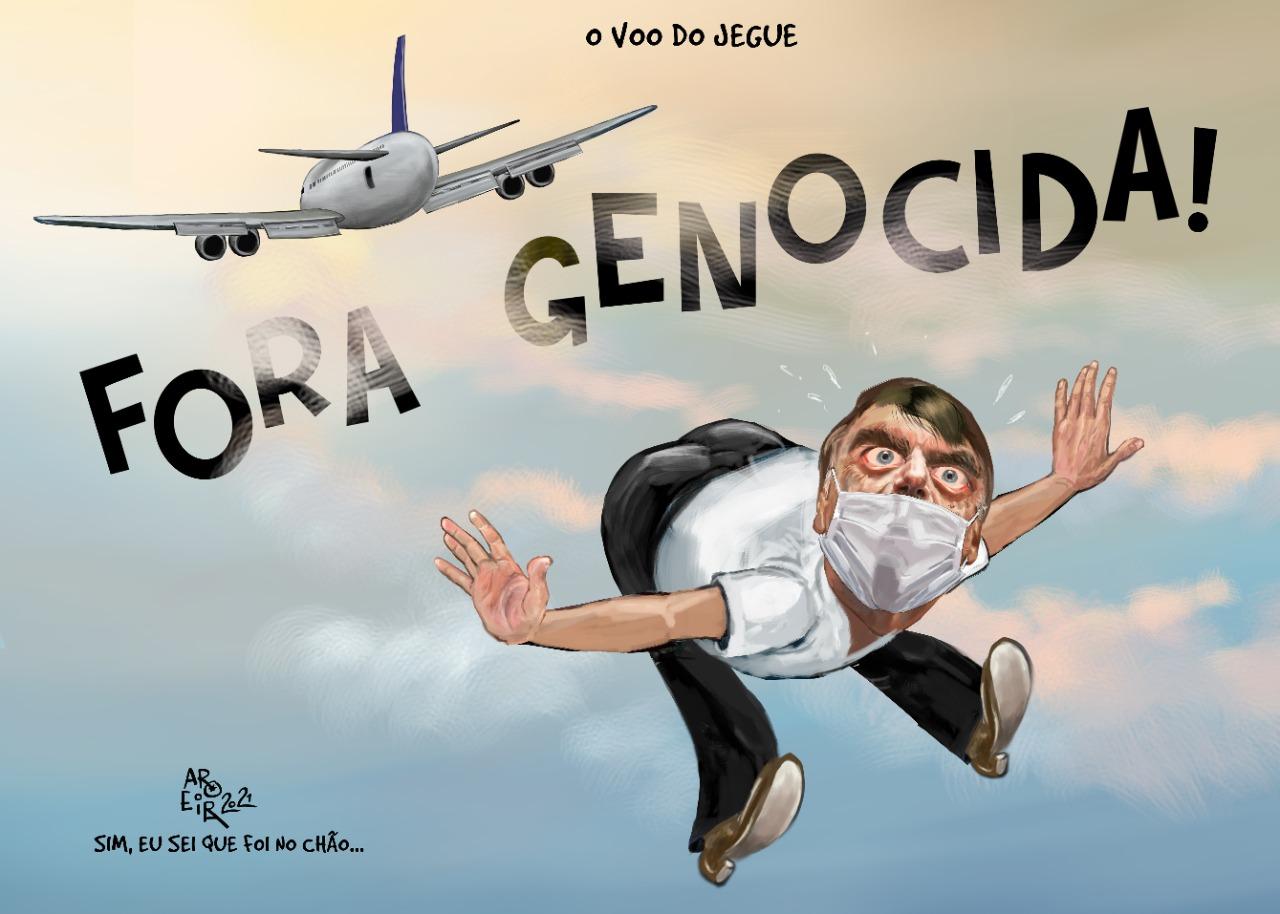 O voo do Jegue - Renato Aroeira