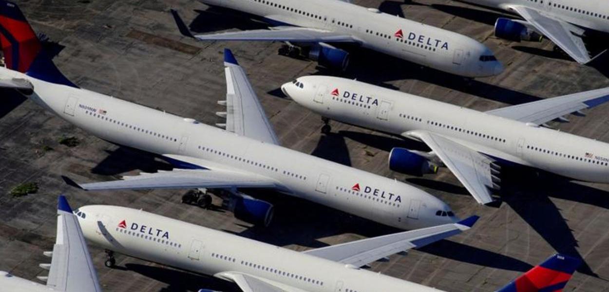 Aeronave da Delta Air Lines