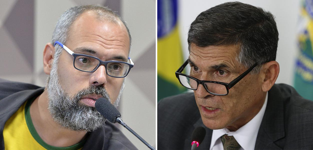 Allan dos Santos e Santos Cruz