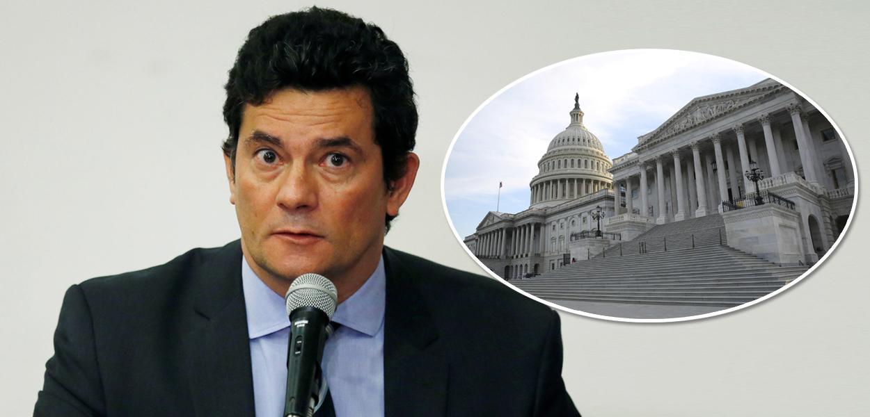 Sérgio Moro e Congresso Americano