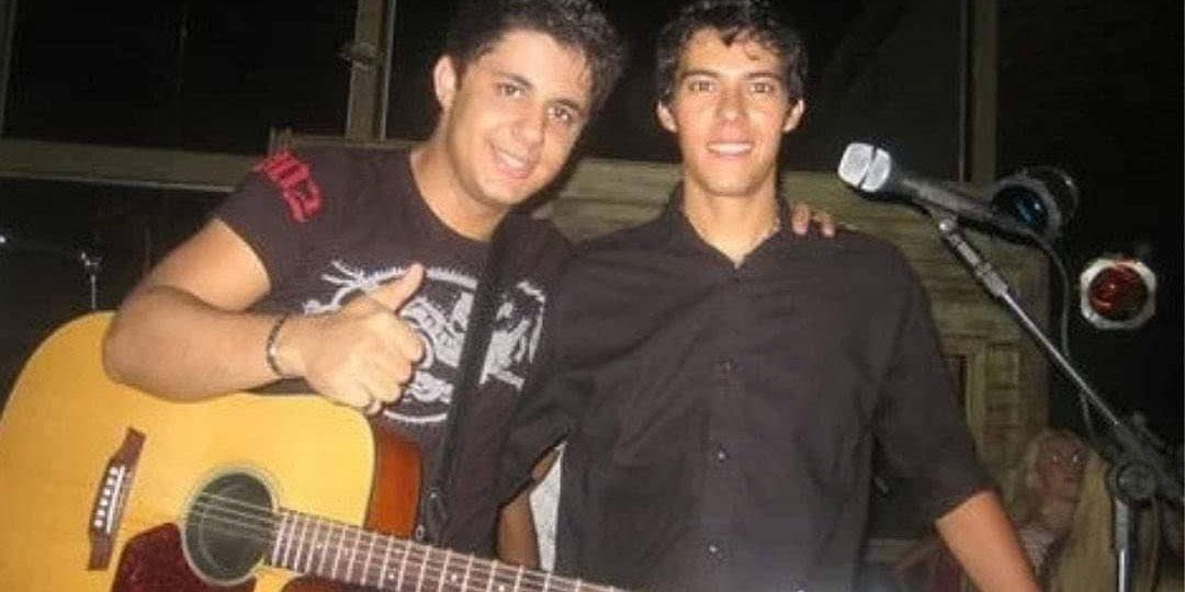 Cristiano Araújo e Luizmar