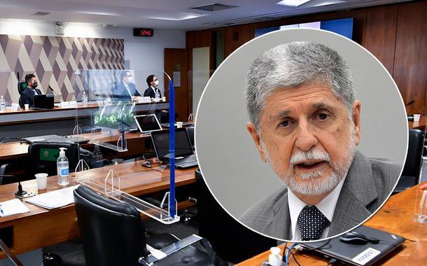 CPI da Covid / Celso Amorim
