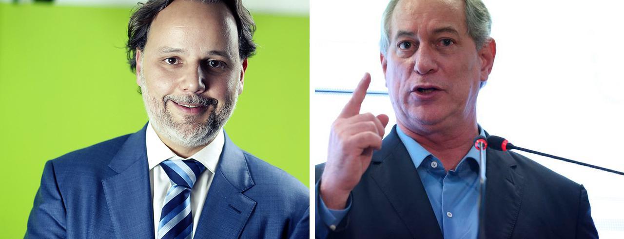 O coordenador do grupo Prerrogativas, Marco Aurélio de Carvalho, afirmou que Ciro Gomes (PDT) é um dos grandes aliados do bolsonarismo no país