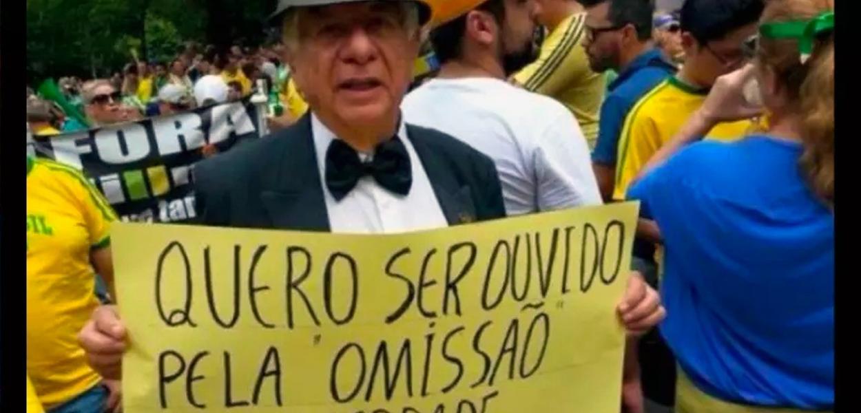 """Carlos Alberto Augusto, o """"Carlinhos Metralha"""", participou do sequestro do ex-fuzileiro naval Edgar de Aquino Duarte, desaparecido desde 1971"""