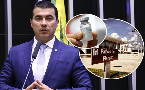 Deputado Luís Miranda, o Planalto e a Covaxin