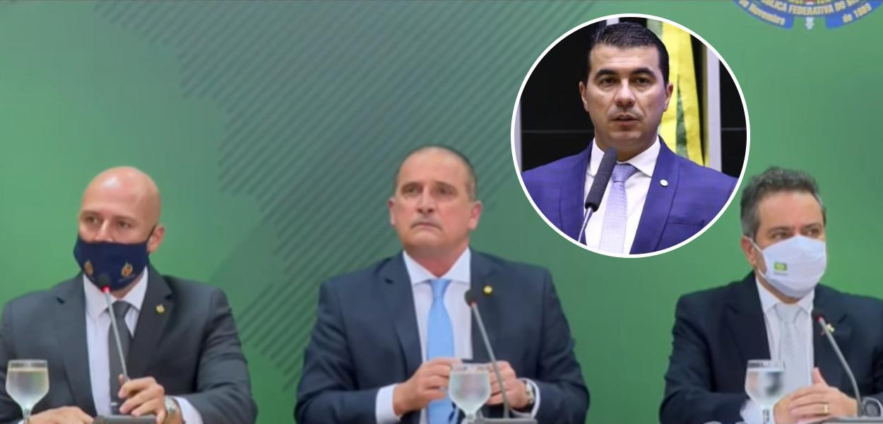 Onyx Lorenzoni, Luis Miranda