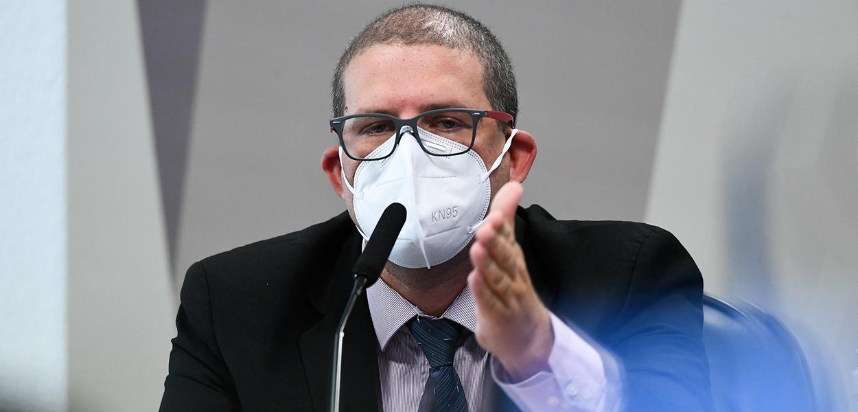 Epidemiologista Pedro Hallal