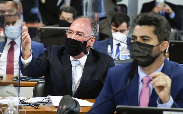 Fernando Bezerra e Marcos Rogério
