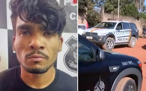 Lázaro Barbosa e operação policial
