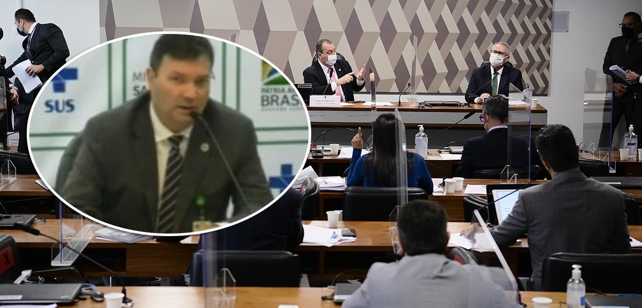 Marcelo Blanco e CPI da COVID
