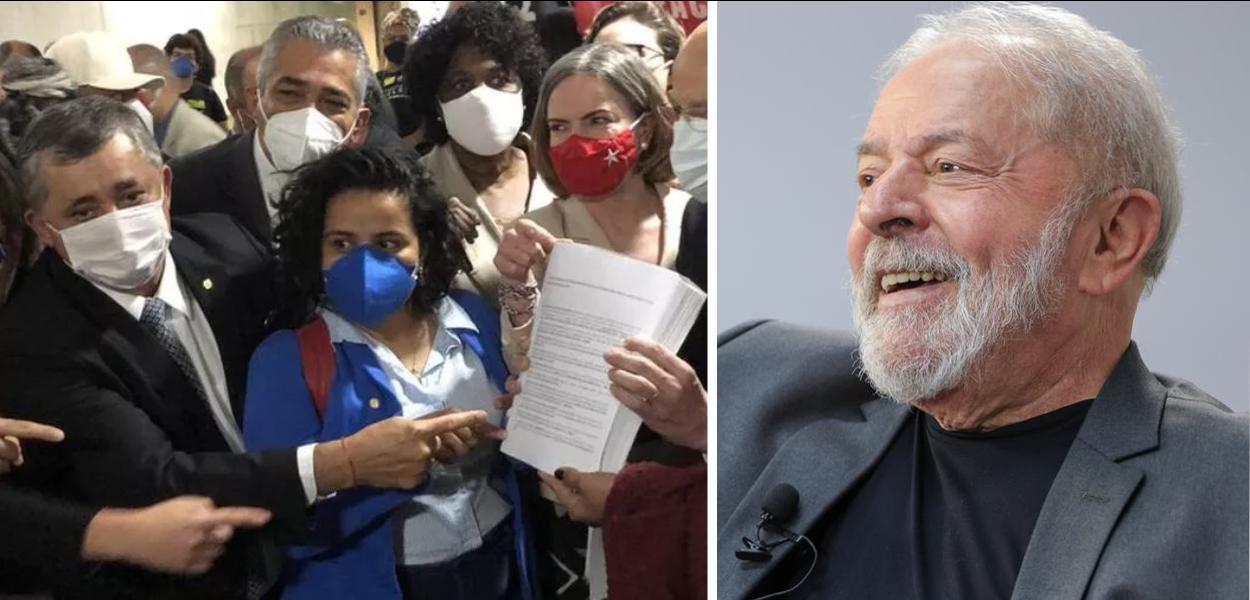Superpedido de impeachment / Lula