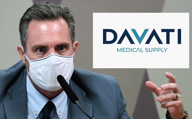 Luiz Paulo Dominghetti, representante da Davati