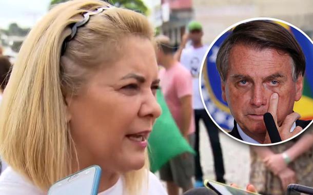Ana Cristina Siqueira Valle e Bolsonaro