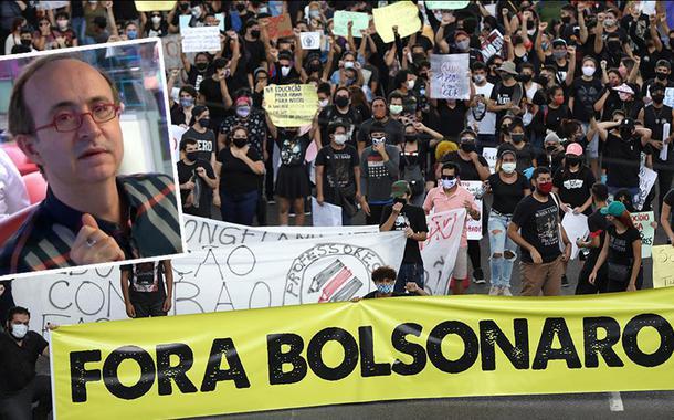 Reinaldo Azevedo defende a prisão de Bolsonaro