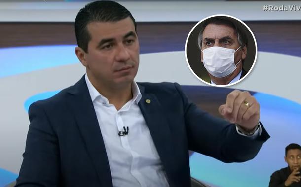 Luis Miranda e Bolsonaro