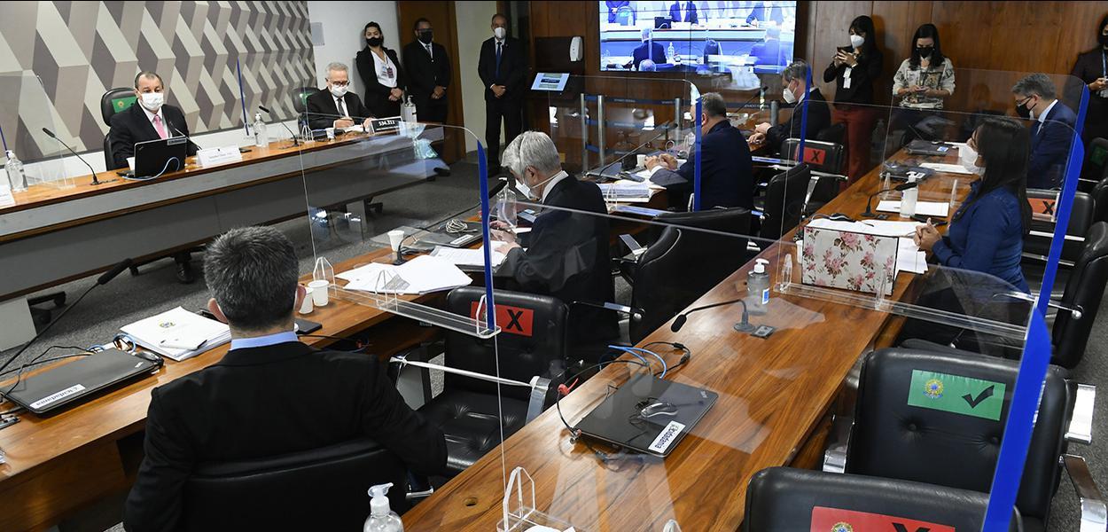 CPI da Covid, no Senado