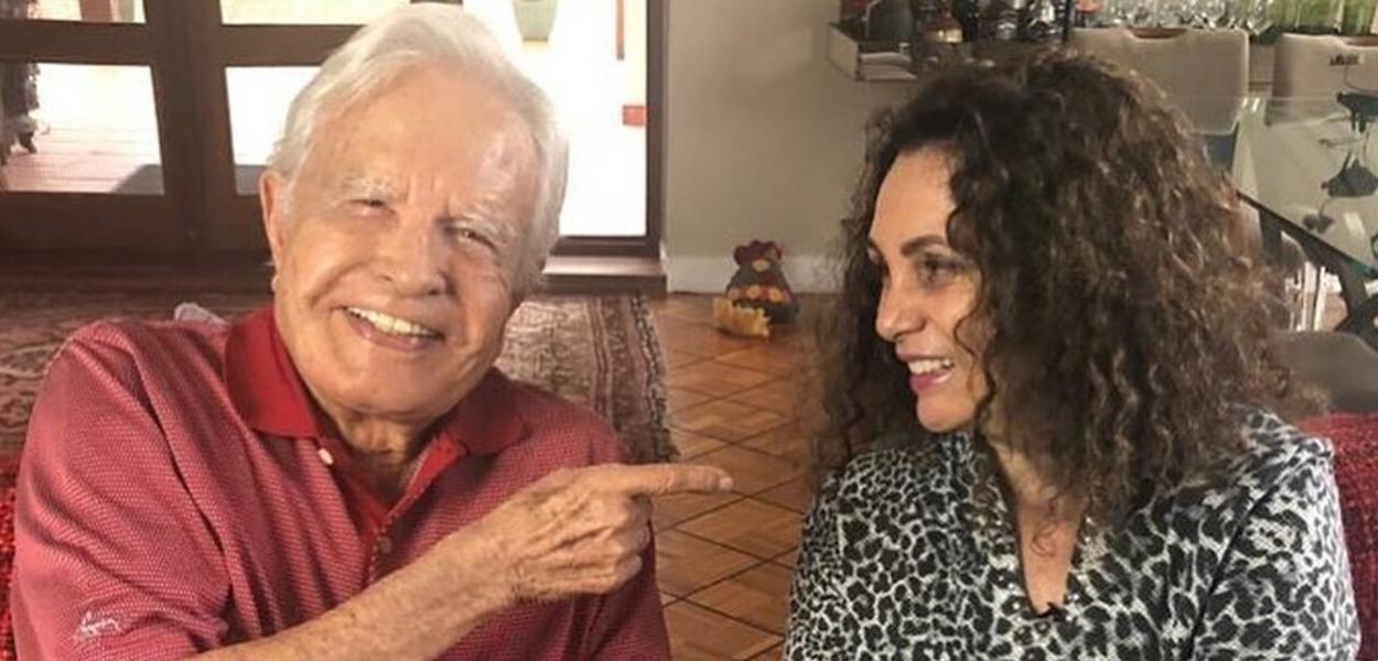 Cid e Fátima Moreira