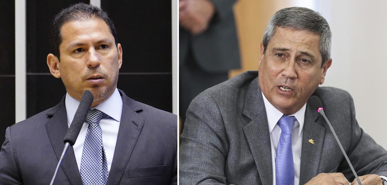 Marcelo Ramos e Braga Netto