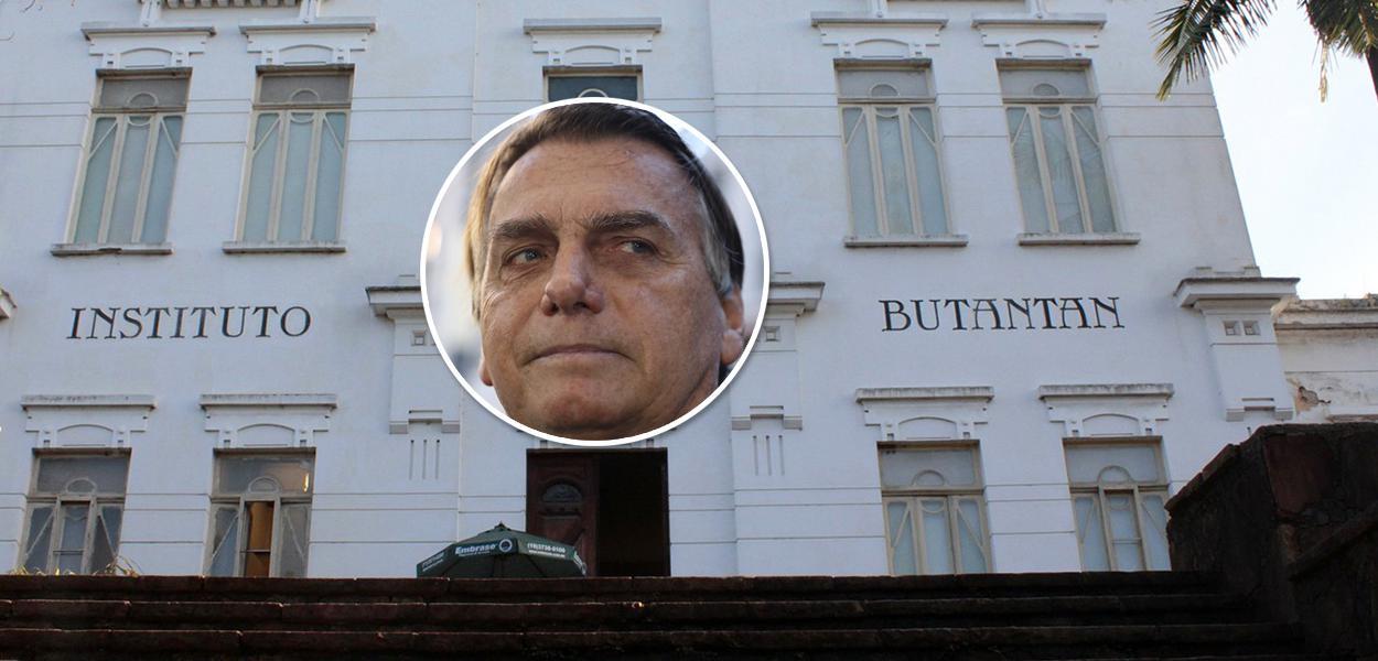 Instituto Butantan e Bolsonaro