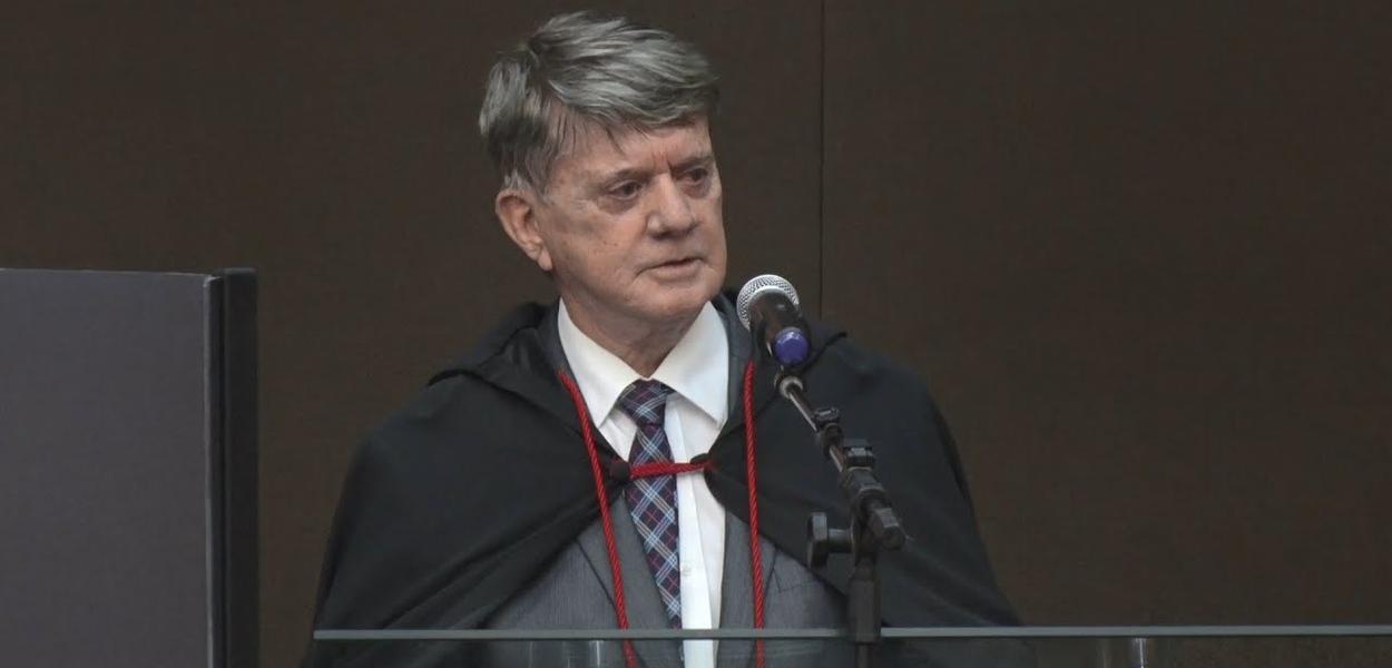 Presidente do TJ-AL, Klever Loureiro