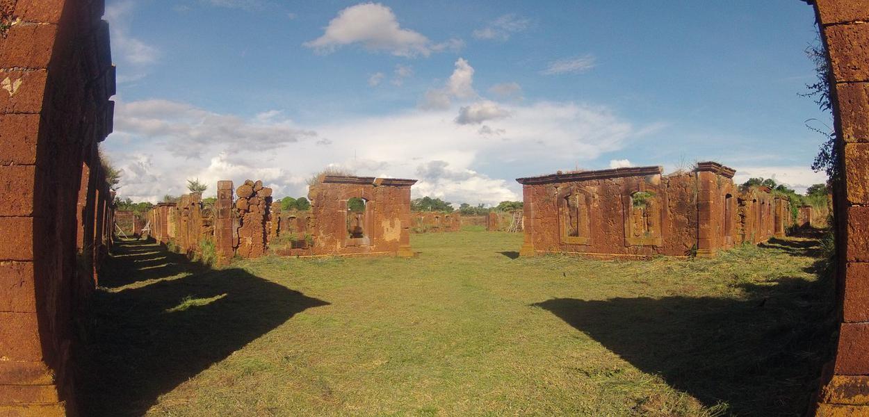 Real Forte Príncipe da Beira, em Rondônia