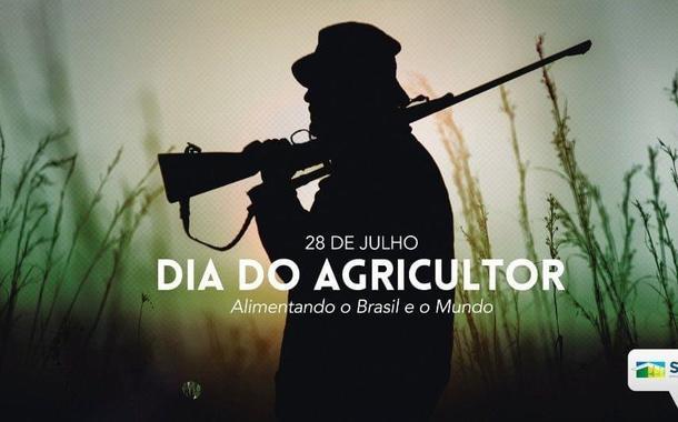 Peça da Secom pelo Dia do Agricultor