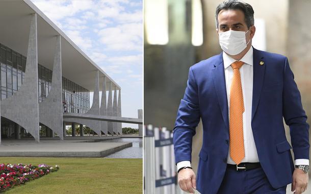 Palácio do Planalto e o ministro Ciro Nogueira (Casa Civil)