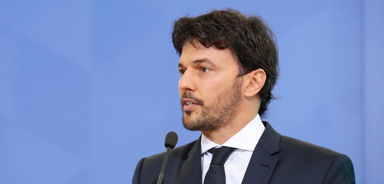 Fábio Faria, ministro das Comunicações