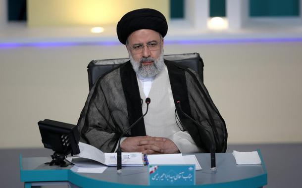 Presidente do Irã, Ebrahim Raisi