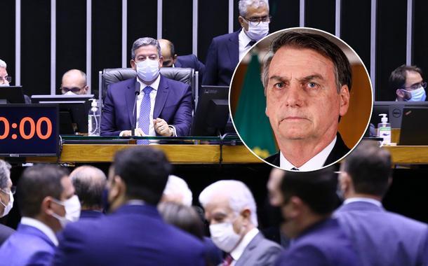 Debate sobre voto impresso na Câmara dos Deputados e Jair Bolsonaro