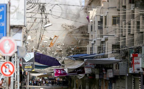 Faixa de Gaza - Palestina