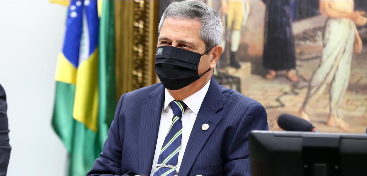 Braga Netto na Câmara dos Deputados