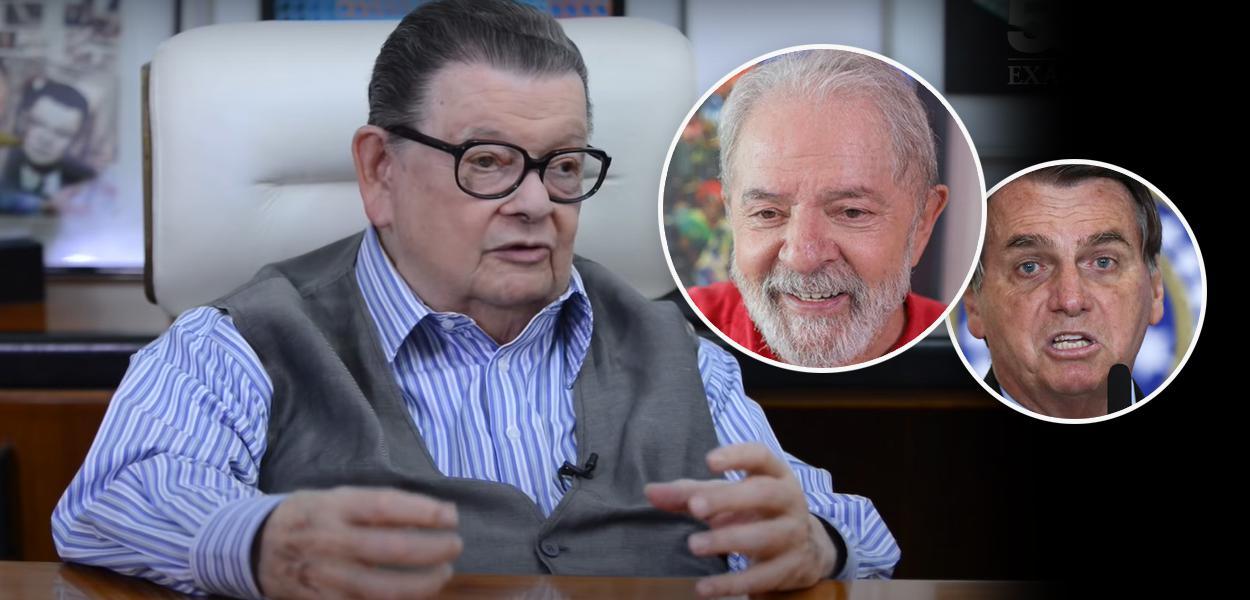 Delfim Netto, Lula e Bolsonaro