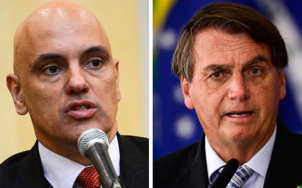 Recuo e pedido de desculpas de Bolsonaro foram exigências de Moraes, revela Paulo Pimenta