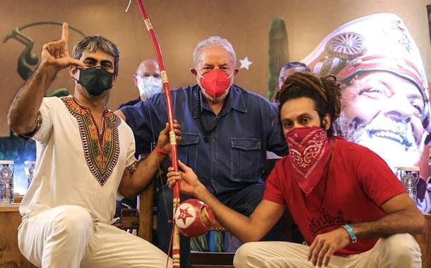 Lula em encontro com movimentos sociais em Fortaleza (CE)