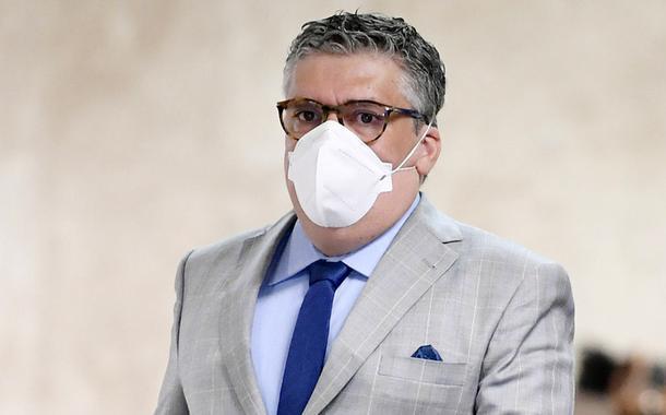 Presidente do FIB Bank, Roberto Pereira Ramos Júnior