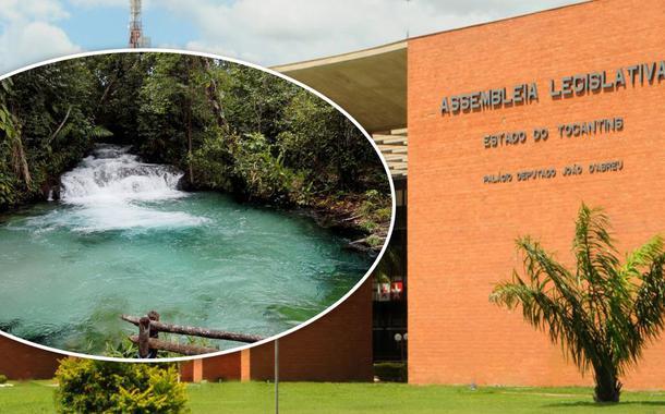 Assembleia Legislativa do Tocantins e o Japalão