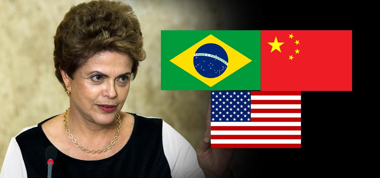 dilma-brasil-china-eua