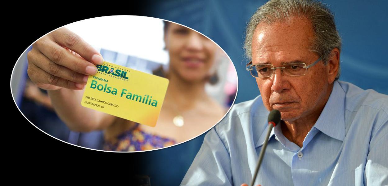 Bolsa Família e Paulo Guedes