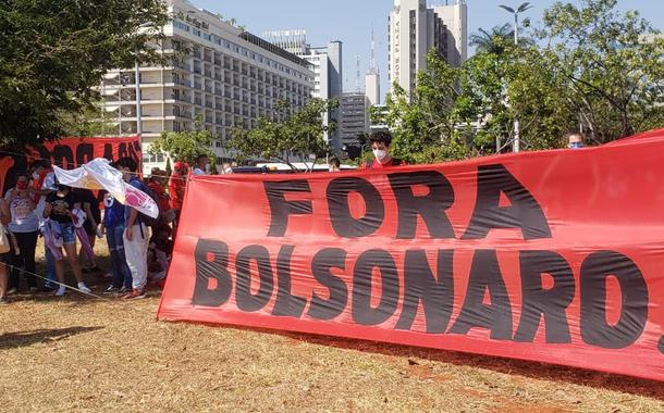 Reprovação a Bolsonaro bate recorde e chega a 53%, diz Datafolha