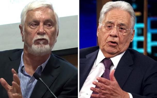 Edmar Bacha e Fernando Henrique Cardoso