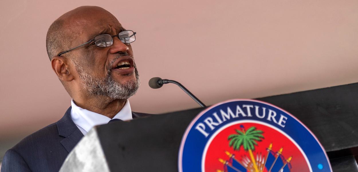 Primeiro-ministro do Haiti, Ariel Henry