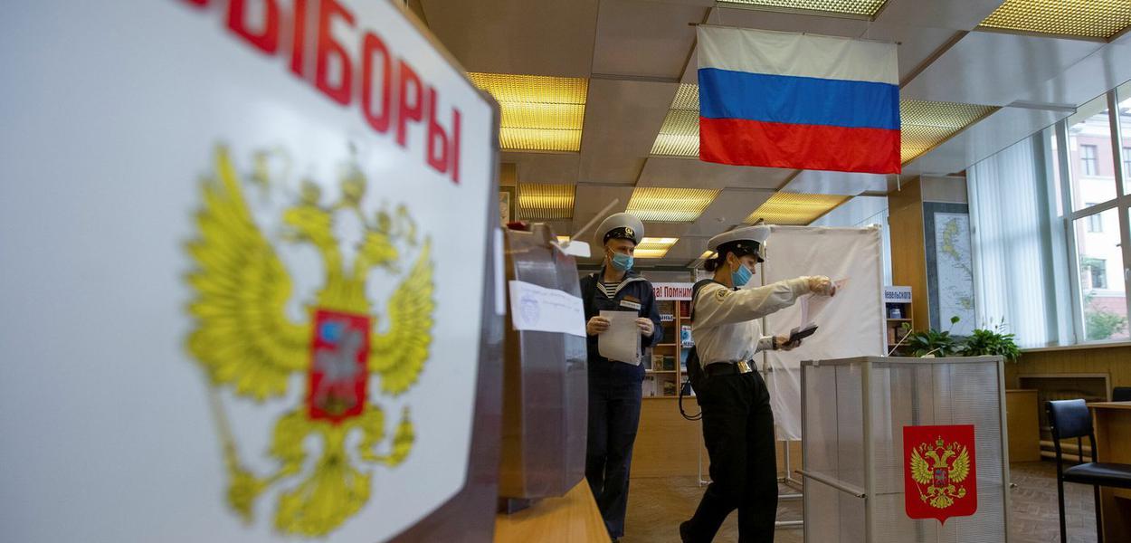 Eleições na Rússia