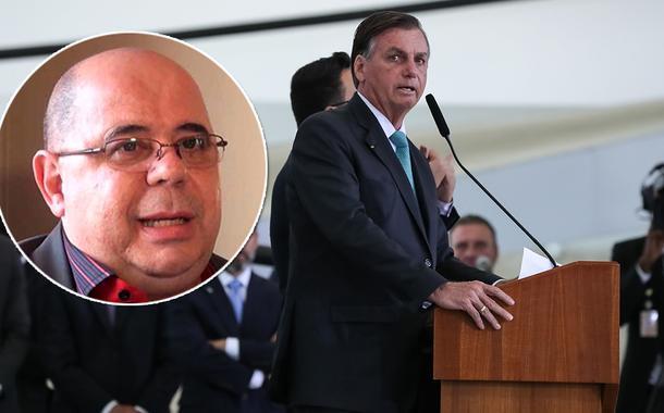 Roberto Tardelli e Bolsonaro