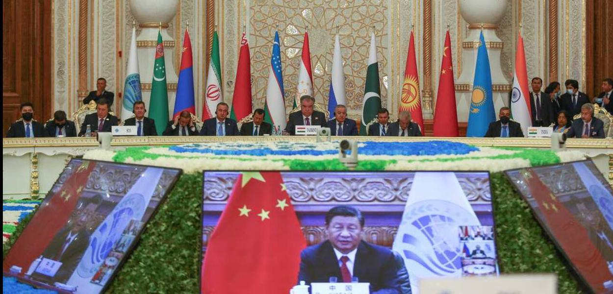 Cúpula da Organização para Cooperação de Xangai