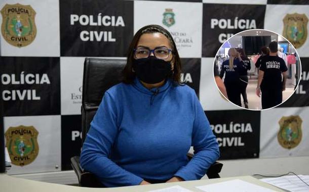 Delegada Ana Paula Barroso