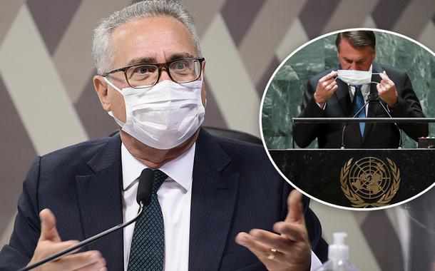 Renan promete novidades sobre fake news após revelação sobre Luciano Hang e Allan dos Santos