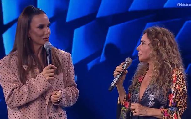Ivete Sangalo e Daniela Mercury