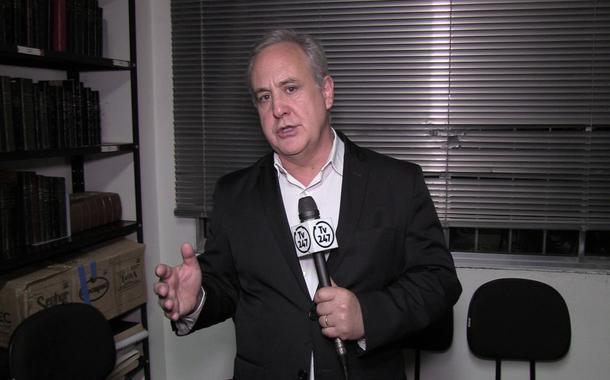 Jornalista Joaquim de Carvalho