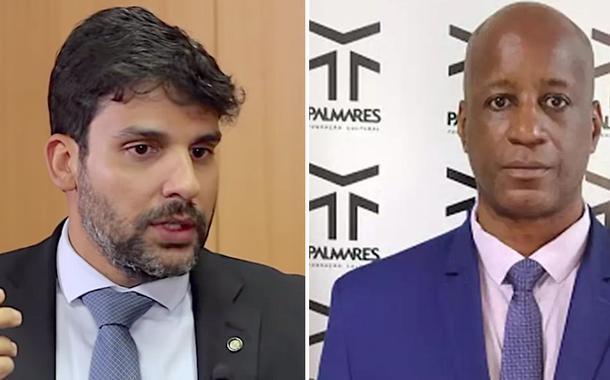 André Porciuncula e Sérgio Camargo